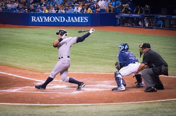 少年野球で教える流打ちの際のバッティングのタイミング