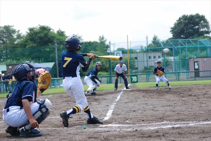 少年野球でバッティングレベルの向上には下半身の鍛錬が重要です。