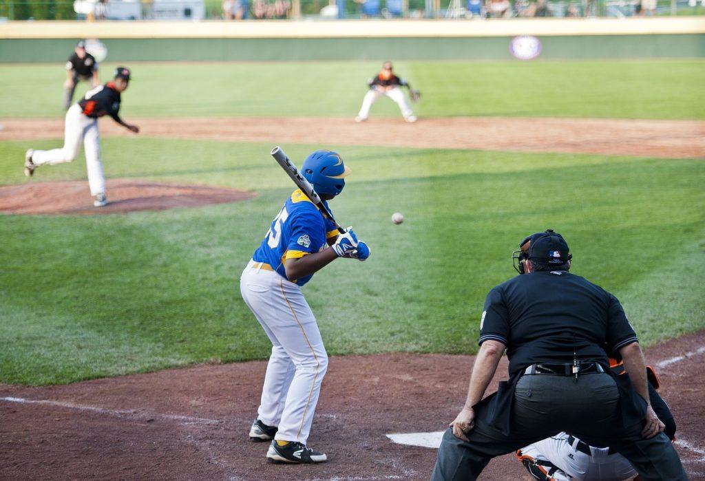 少年野球の試合に繋がる打撃練習