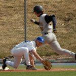 少年野球で速くベースを回るための走塁練習方法